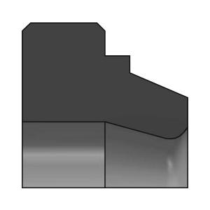 SDW DA104 Kolbenlippenring