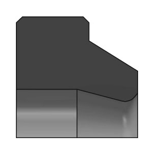 SDW DA105 Kolbenlippenring