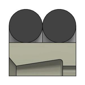 SDW DA117 Kolbenlippenring