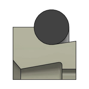 SDW DA118 Kolbenlippenring