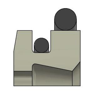 SDW DA119 Kolbenlippenring