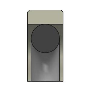 SDW DK108 Kolbenlippenring