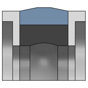 SDW DK109 Kolbenlippenring