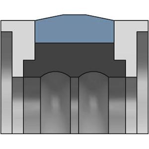 SDW DK109H Kolbenlippenring