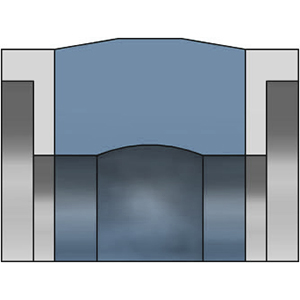 SDW DK117 Kolbenlippenring
