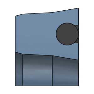 SDW DK118 Kolbenlippenring