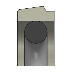 SDW DK125 Kolbenlippenring