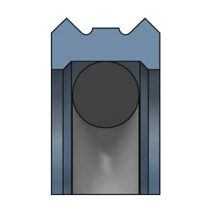 SDW DK140 Kolbenlippenring