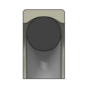 SDW DK142 Kolbenlippenring