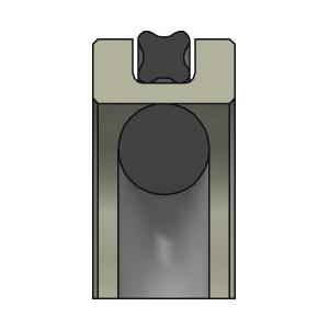 SDW DK145 Kolbenlippenring
