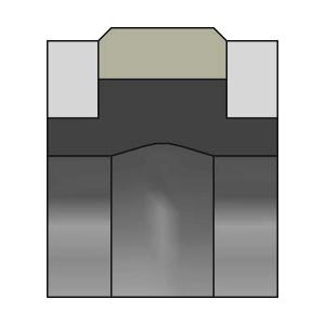 SDW DK222 Kolbenlippenring