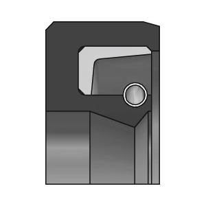SDW DR101 Kolbenlippenring