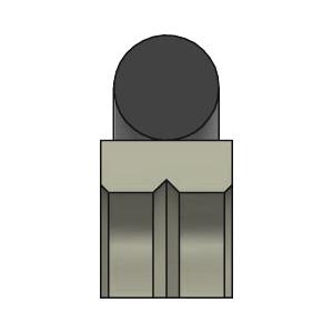 SDW DR110 Kolbenlippenring