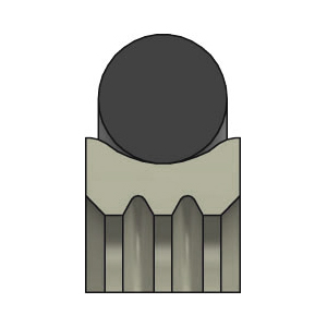 SDW DR115 Kolbenlippenring