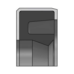 SDW DR203 Kolbenlippenring