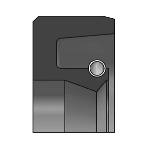 SDW DR204 Kolbenlippenring