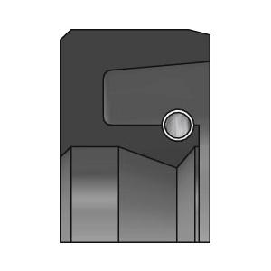 SDW DR205 Kolbenlippenring
