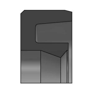 SDW DR206 Kolbenlippenring