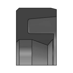 SDW DR207 Kolbenlippenring