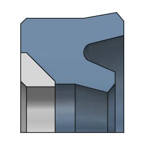 SDW DS102 Kolbenlippenring