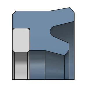 SDW DS102R Kolbenlippenring