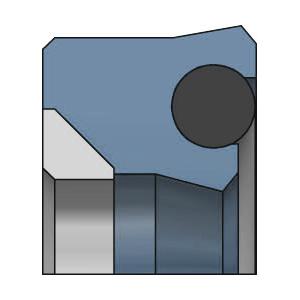SDW DS104 Kolbenlippenring