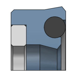 SDW DS104R Kolbenlippenring