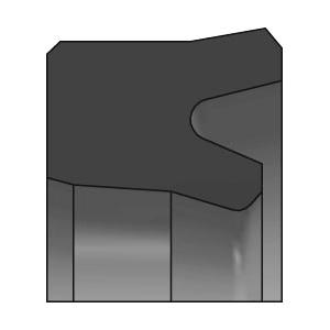 SDW DS105 Kolbenlippenring