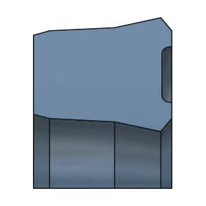 SDW DS108 Kolbenlippenring