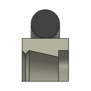SDW DS109 Kolbenlippenring