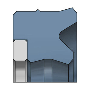 SDW DS117R Kolbenlippenring